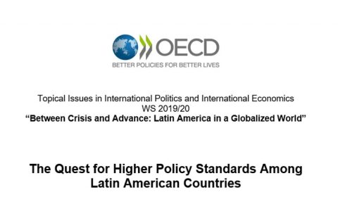 "Zum Artikel ""Guest Lecture 04.12.19: ""The Quest for Higher Policy Standards Among Latin American Countries"""""